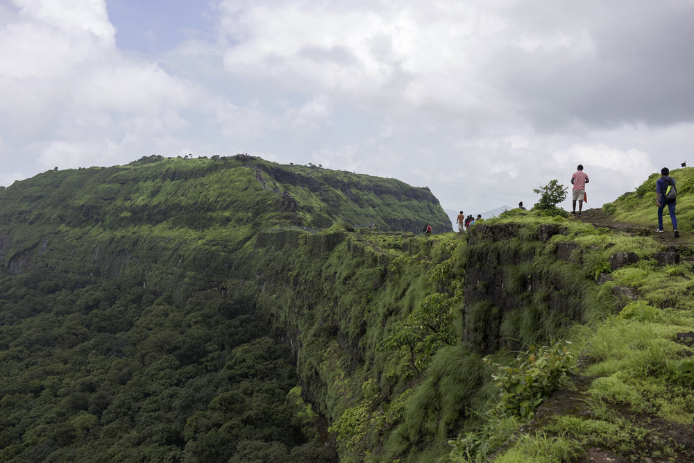 Fort in the Western Ghats