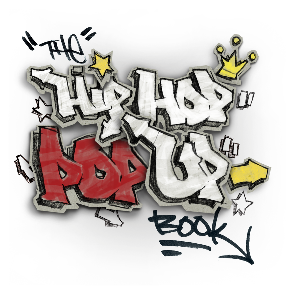 the HIP-HOP POP-UP book