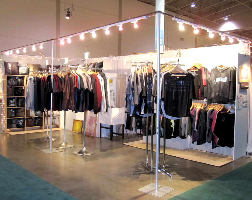 """One Of Kind Show & Sale, Toronto    March 29 to April 02, 2017,Enercare Centre, Toronto  Every year, I participate along 800 artists from Canada in the One of a Kind Show & Sale where I showcase my new collections of pillows and clothing.  """"The mission of One of a Kind is to provide a juried marketplace to bring together makers and buyers who share a commitment to handmade excellence.Since its inception in 1975, One of a Kind has been cultivating creativity, craftsmanship and connection in order to deliver an inspired shopping experience. """""""