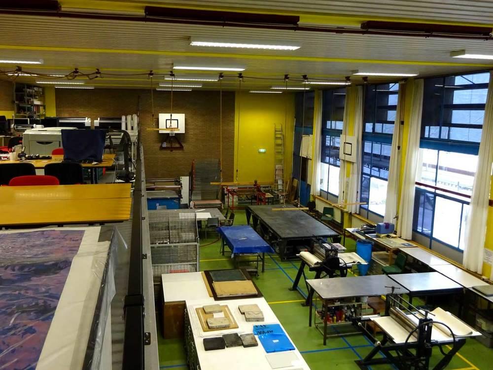 The Printing Studio