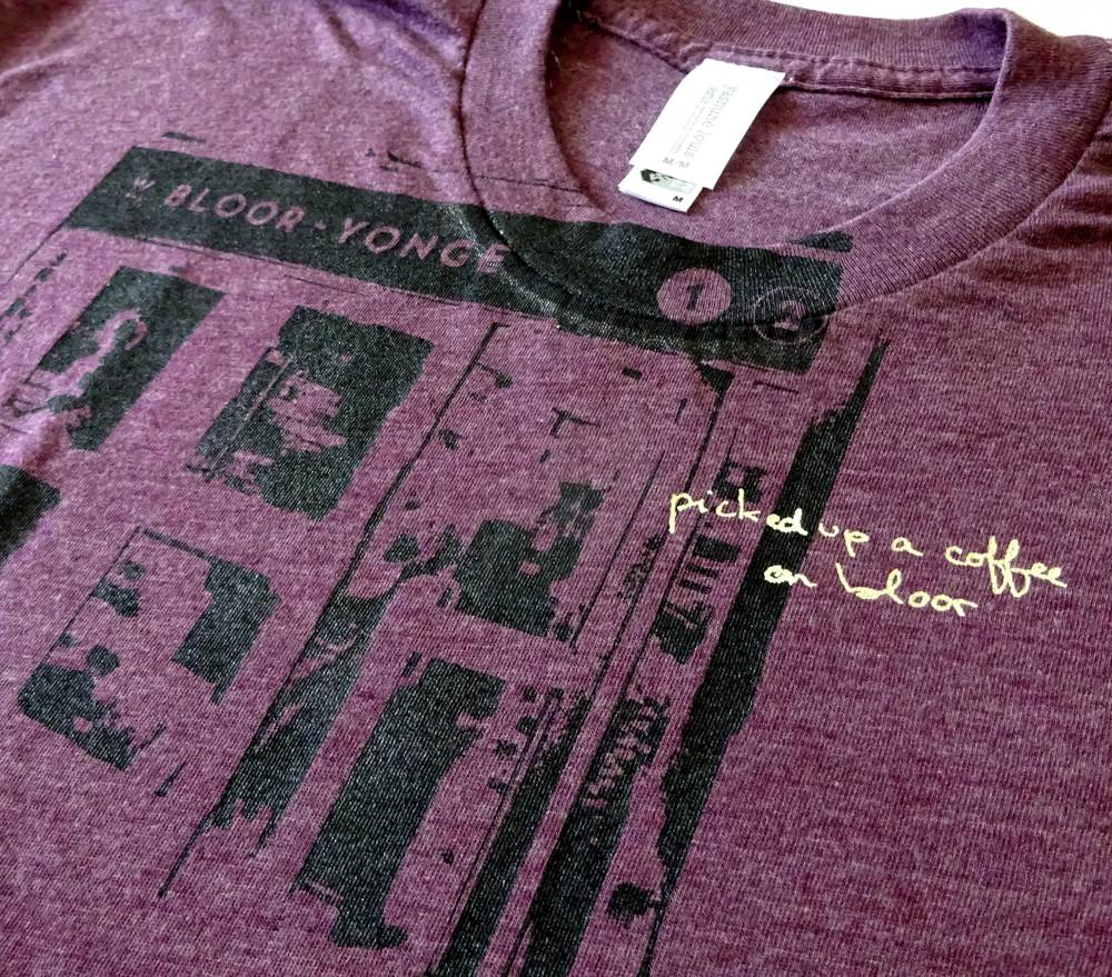 Shirt design toronto - This Shirt Is Also Available At The Revue Cinema In Toronto