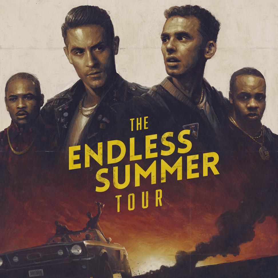 Endless Summer Tour Poster