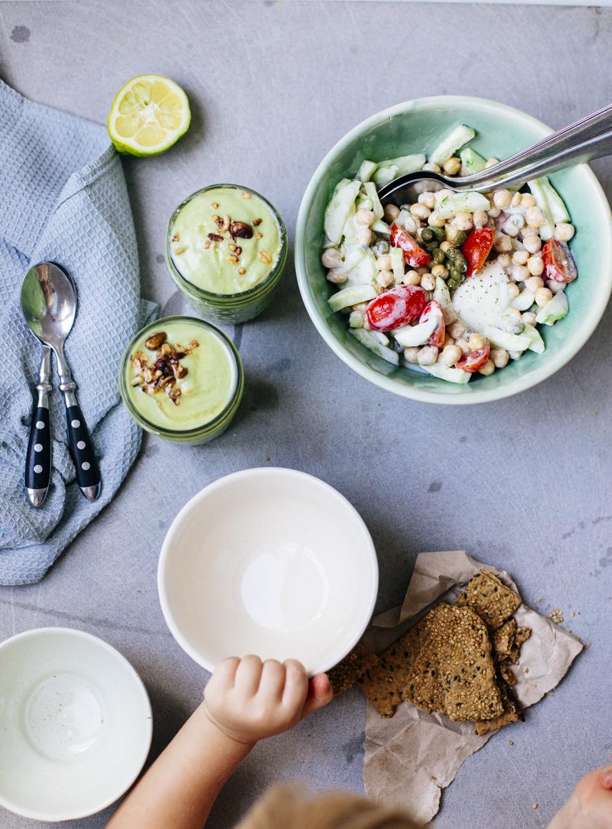 salad&sopa