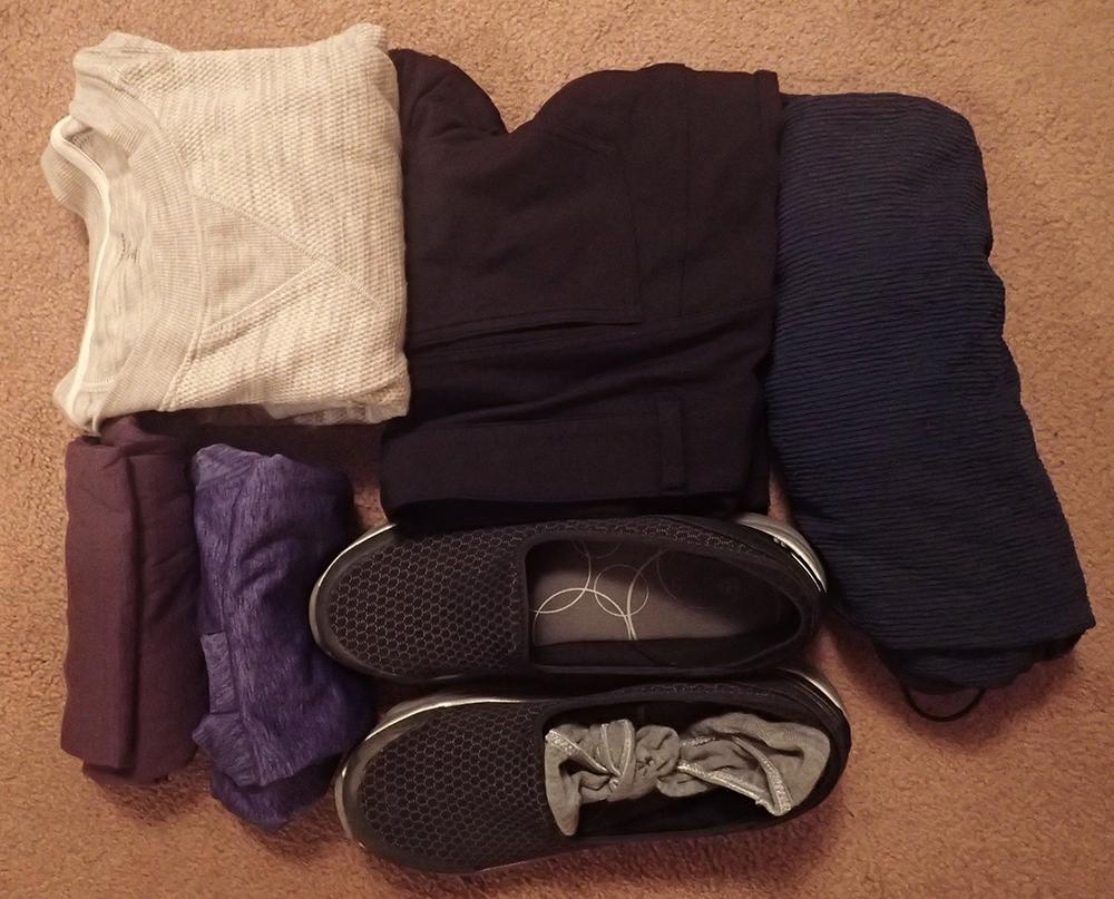 Items worn