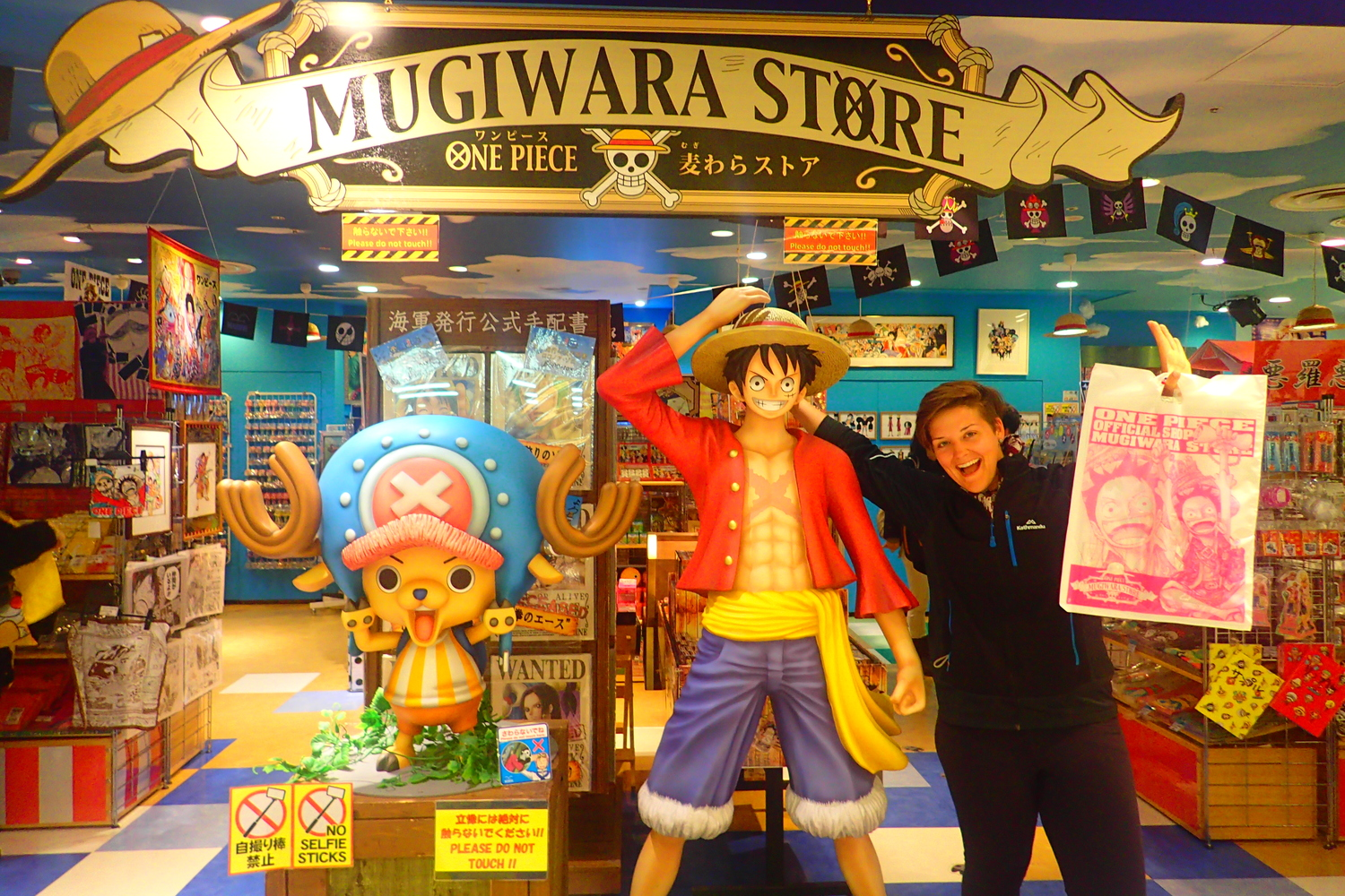 Shopping Spree In Tokyo On A Layover Gamers And Anime Lovers Plan Your Rejoice