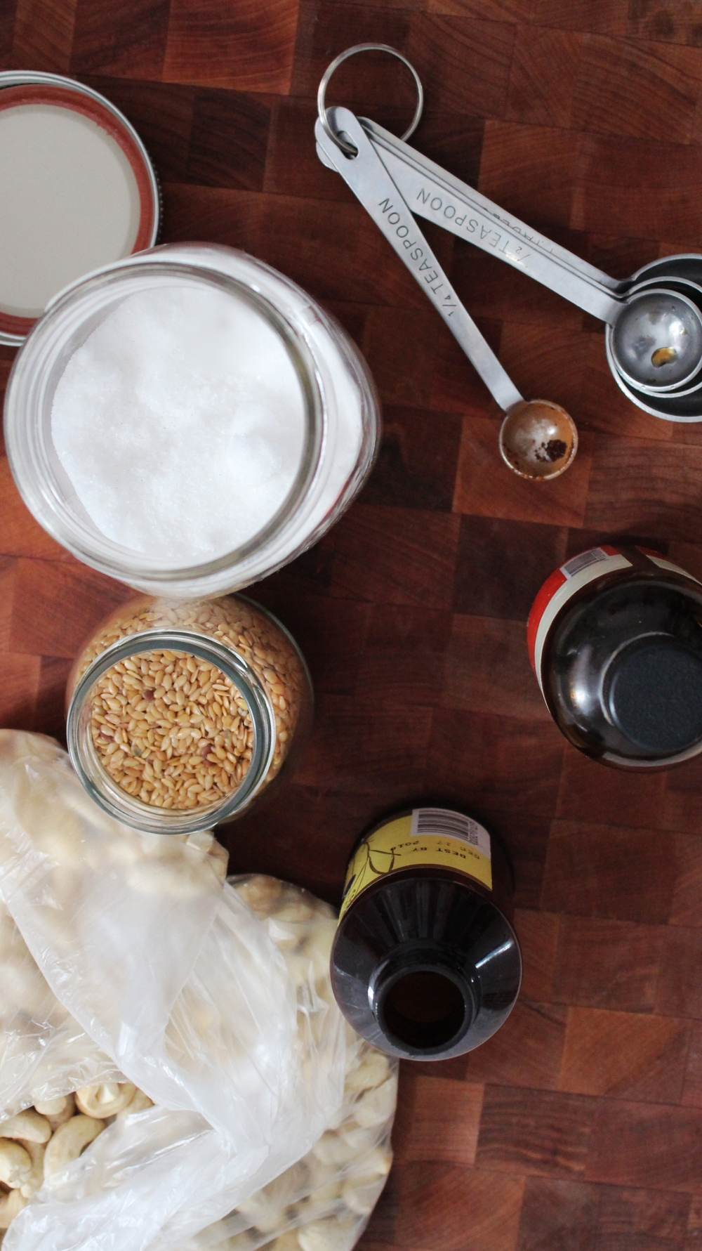 Step 4: Drain cashews and dates and add to food processor along with the remaining ingredients.