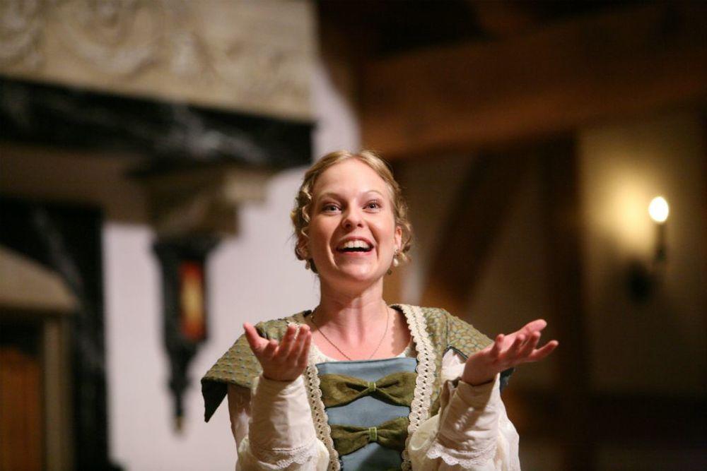 Roxane,  Cyrano de Bergerac