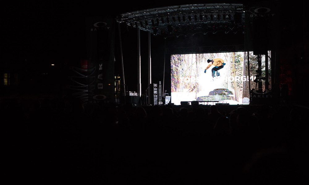 SNOWBOARD FILMS Snowboard on the Block kicks off the season by showcasing the best snowboard films releasing this fall.