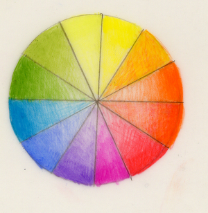 A Complete Color Wheel