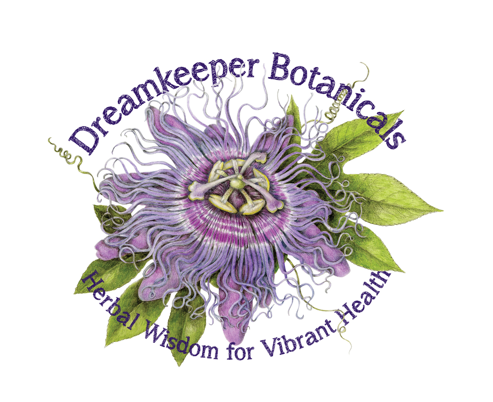 Logo for Dreamkeeper Botanicals
