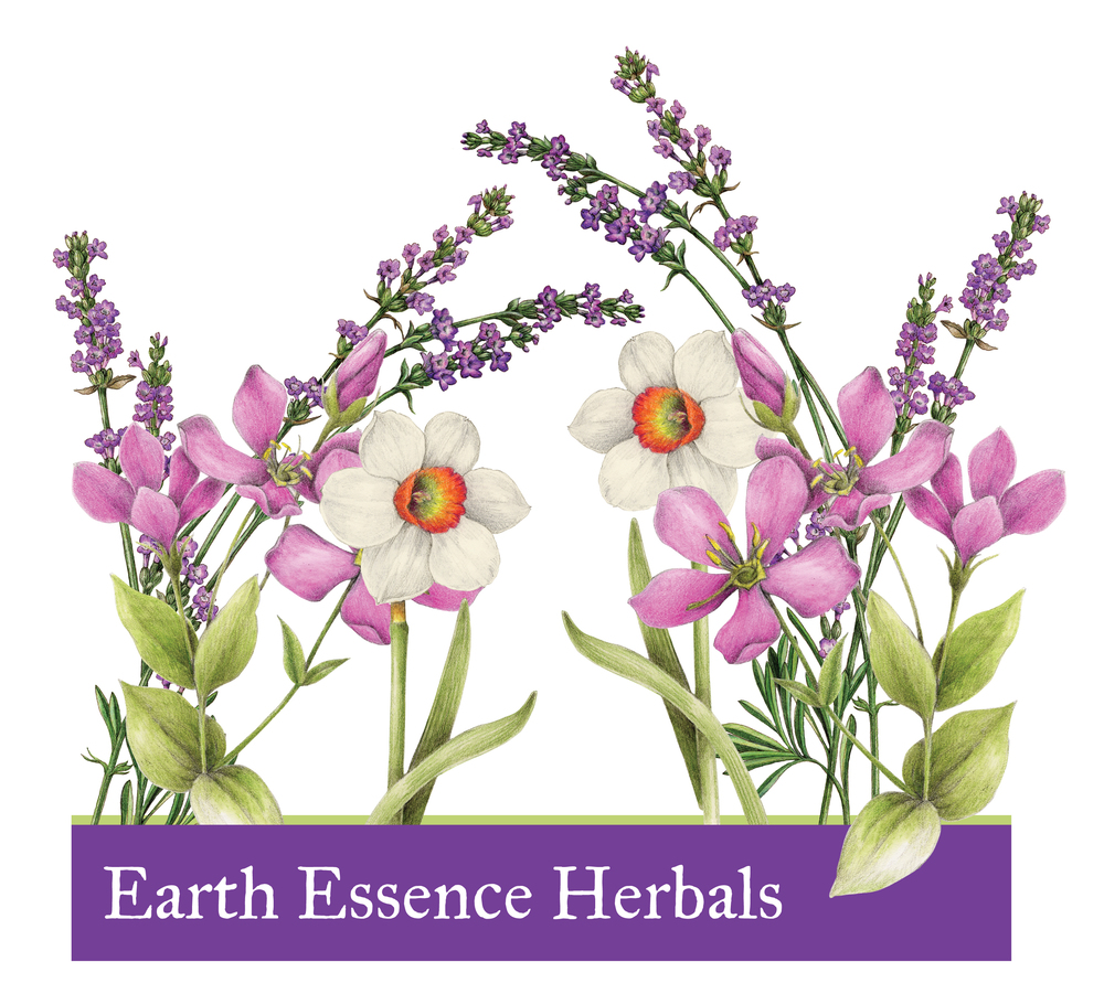 Logo for Earth Essence Herbals