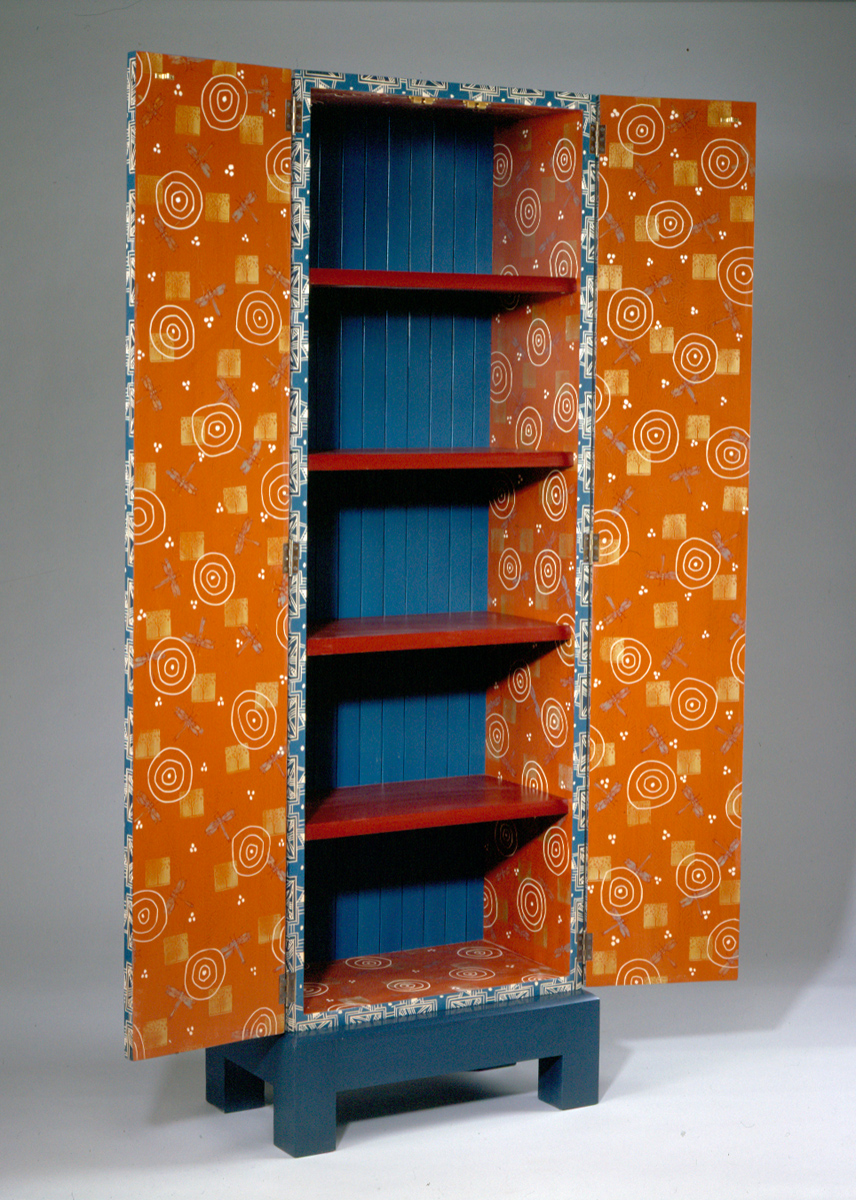 Dragonfly Cabinet (inside view)