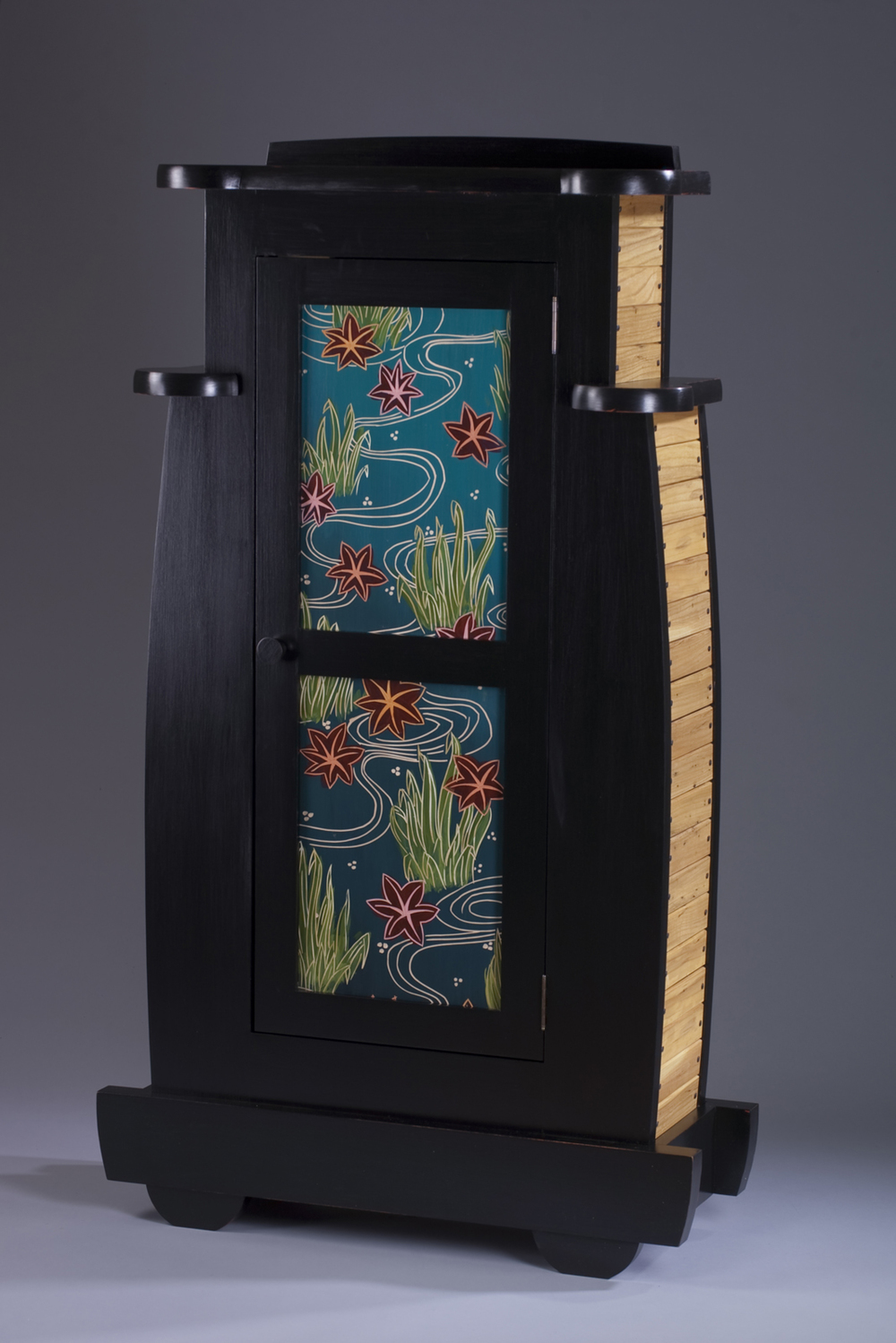 Lily Pond Cabinet