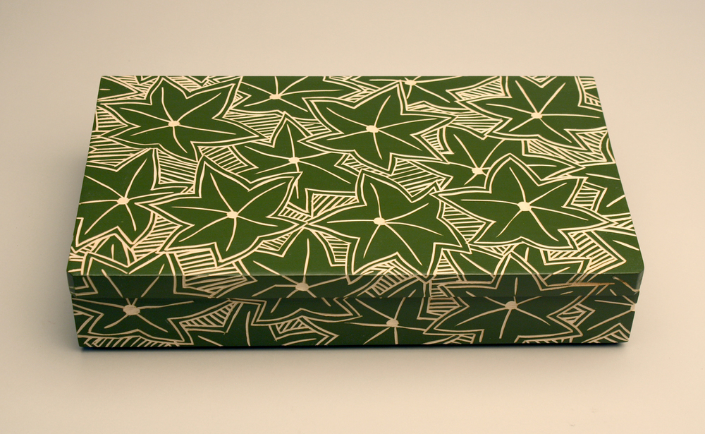Green Leaves Box
