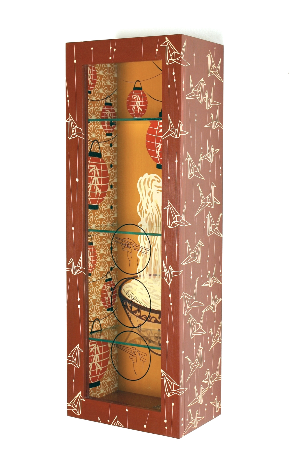 Kyoto Nights Cabinet