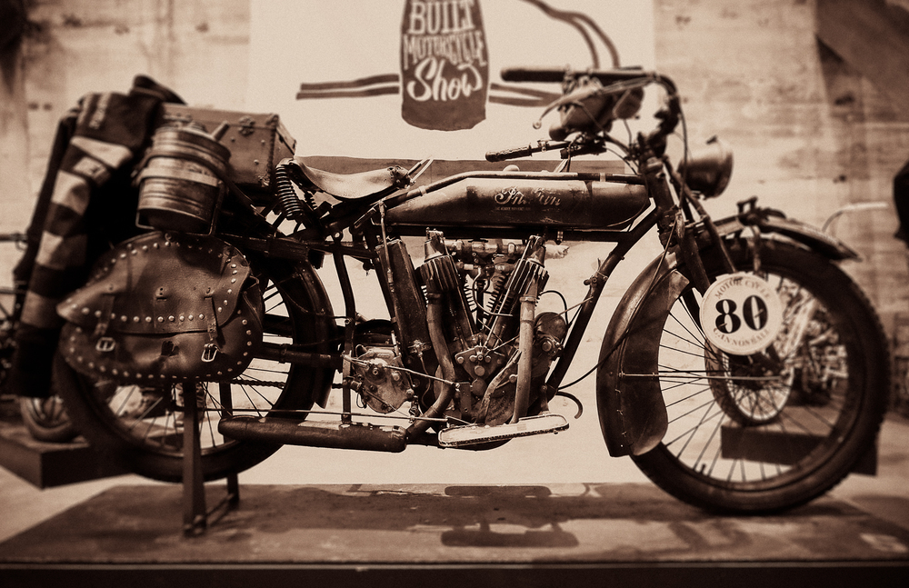 The Handbuilt Motorcycle Show 2015