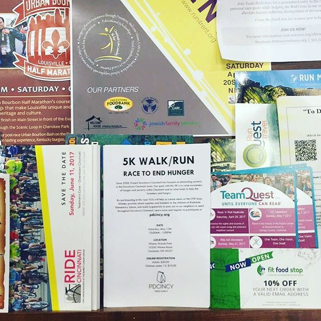Did you know?! Project Downtown Cincinnati is hosting it's first ever 5K race on May 13th, at Winton Woods park. Register now and get a FREE T-shirt! All proceeds go to helping our under-served neighbors in Cincinnati. Learn more at http://www.pdcincy.org/pd5k.  #feedcincy#pdcincy#stophunger#5krun#checkitout