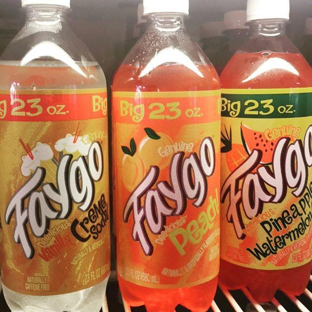 Grab a @faygo for Sunday #faygo #soda