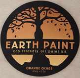 My favorite paint pigments, Natural Earth Paint.