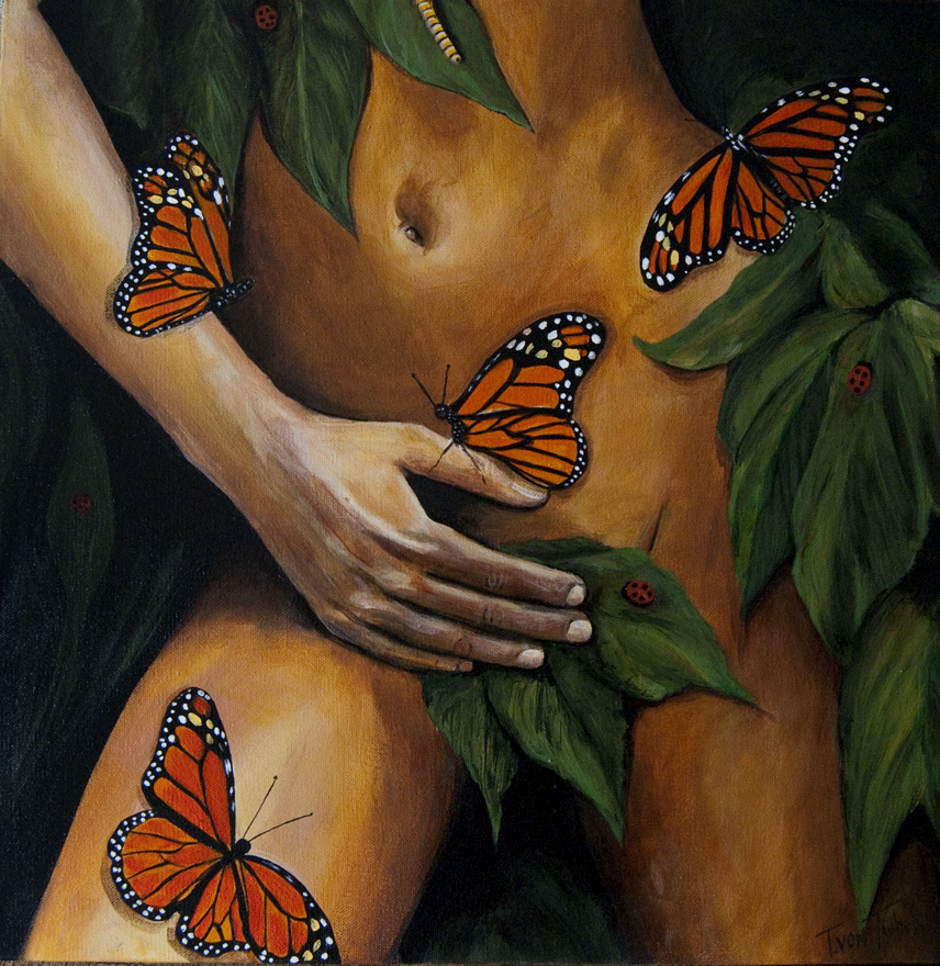 Contemporary Nudes & Erotica paintings
