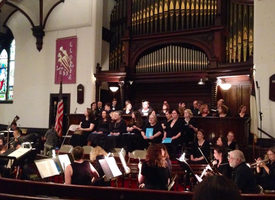 "Taconic Opera performs oratorio ""Jonah"", composed by Dan Montez"