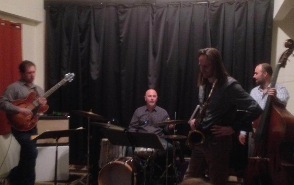 The John Arrucci Quartet