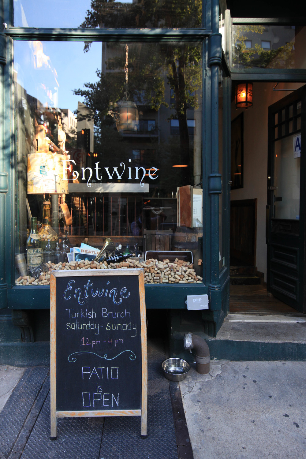 private events space in the west village