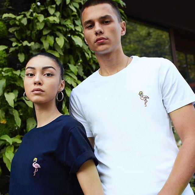 Summer 18 Cap Flamingo T-Shirt. Swipe left for details @jeanlouiscasquette