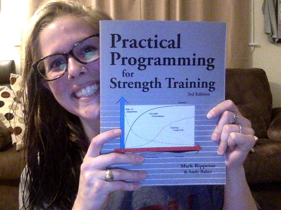 Definitely check this book out if you're interested in the programming aspect of strength training. It covers more than just powerlifting programs (including weight lifting and accessory work), and it gives excellent detail and explanations.