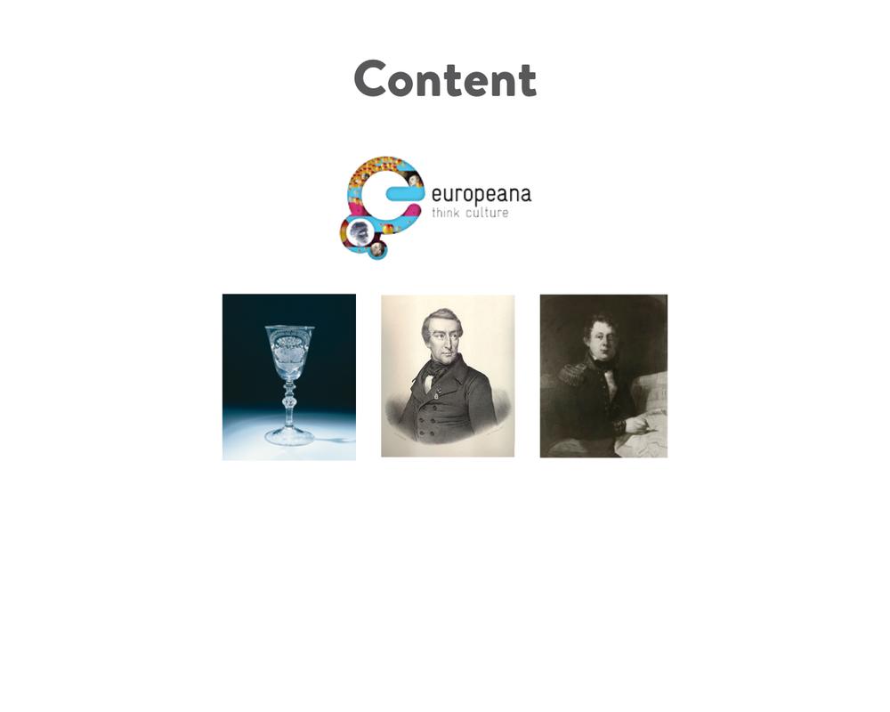 Europeana content