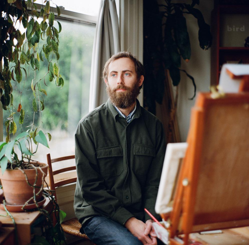 Darren Wilson, Portrait by ©  Terri Loewenthal