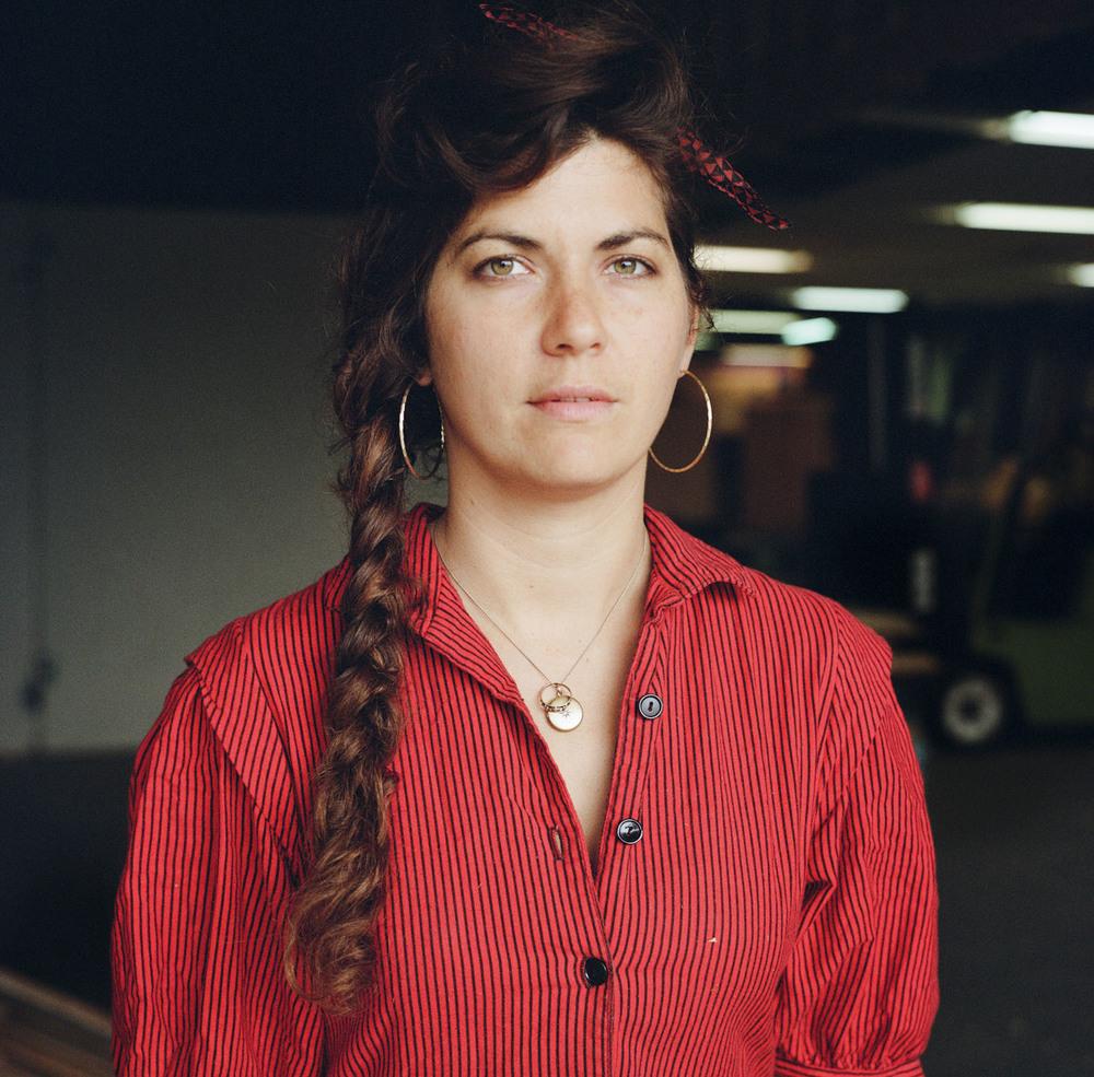Serra Victoria Bothwell Fels, Portrait by  ©  Terri Loewenthal