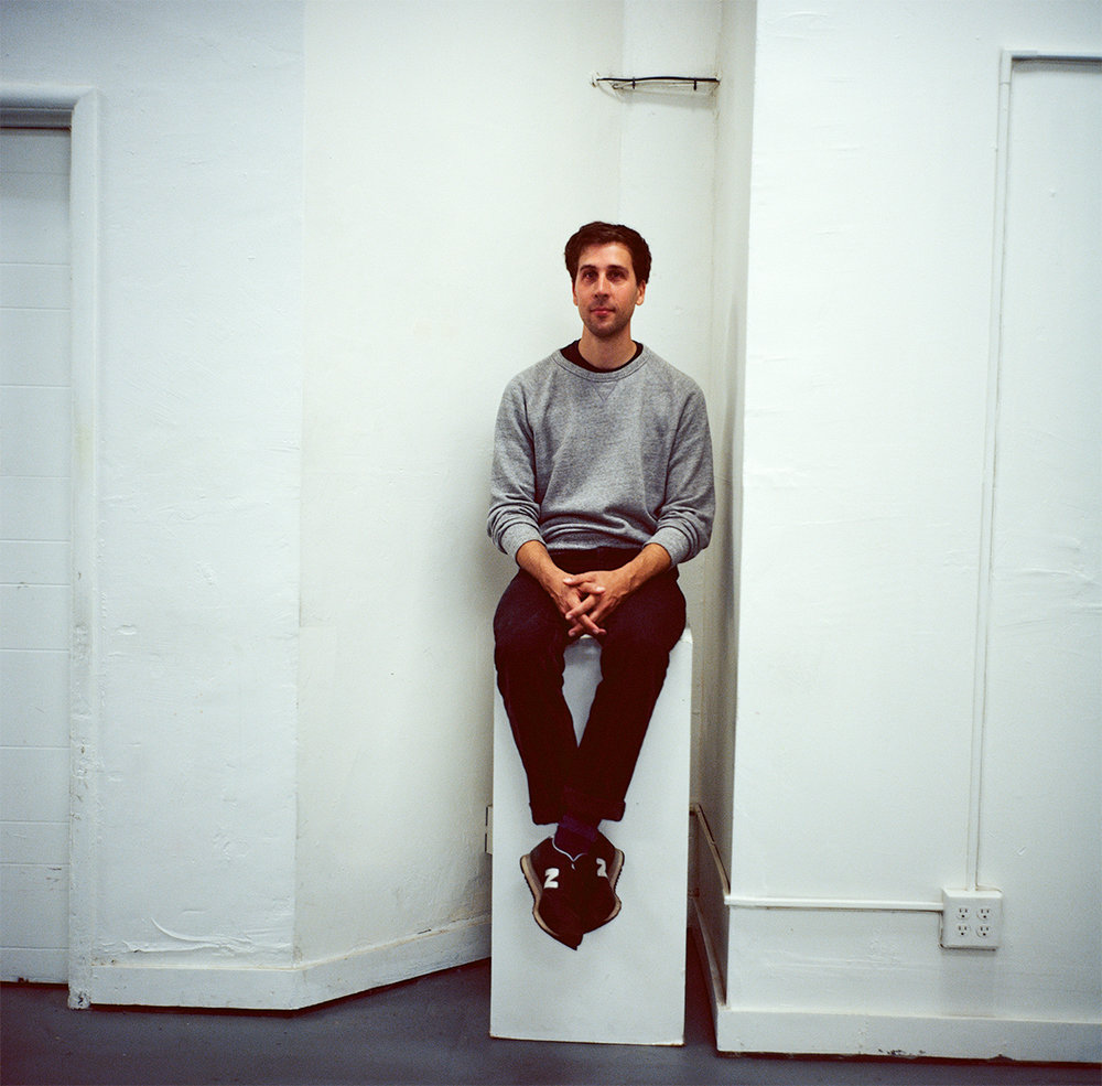 Michael Milano, Portrait by  ©  Terri Loewenthal