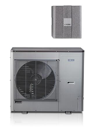 NIBE SPLIT HBS 05 8-16 kW