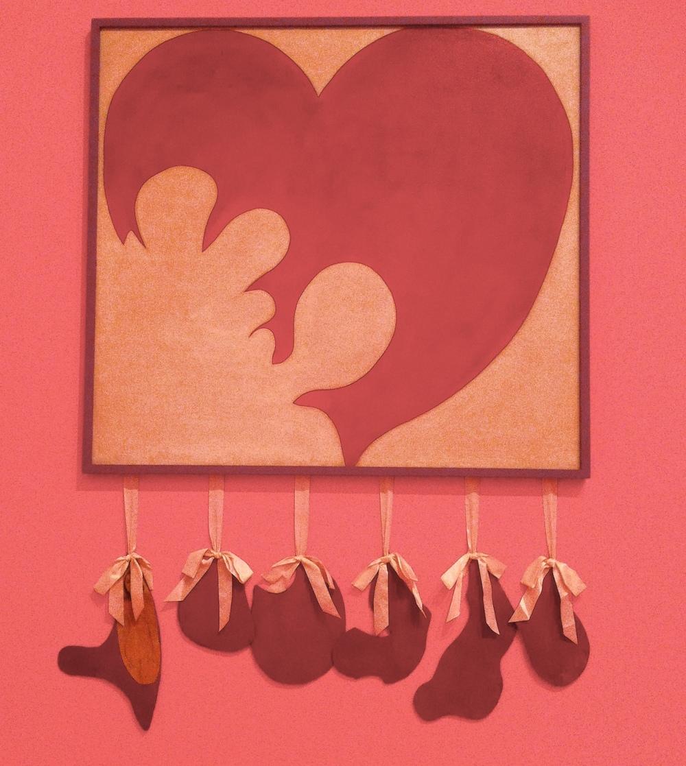 Corazon destozado (Broken Heart) 1964,Delia Cancela