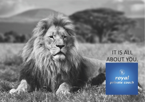 Advertising Lion