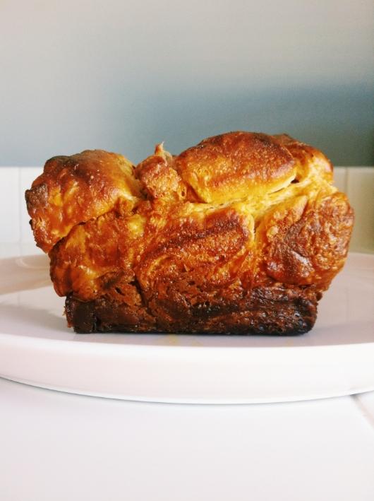 pumpkin croissant loaf recipe 2