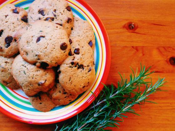 rosemary chocolate chip cookies recipe 1
