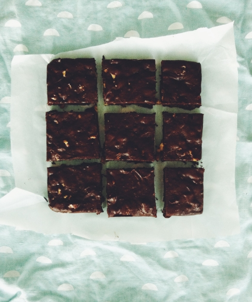 browned butter brownies recipe