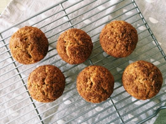 butternut squash muffins recipe 3
