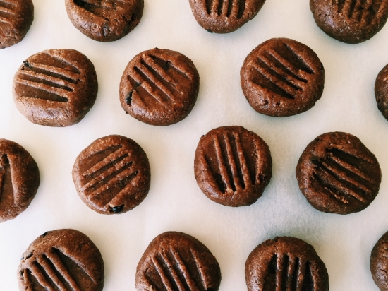 no-bake hazelnut choco cookies recipe 1