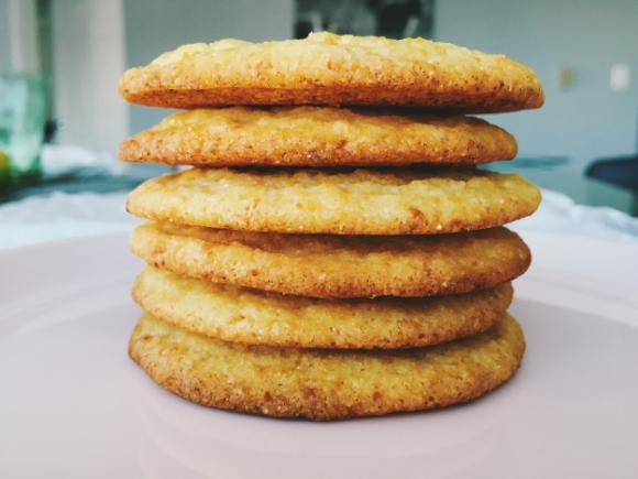 corn cookies recipe 1