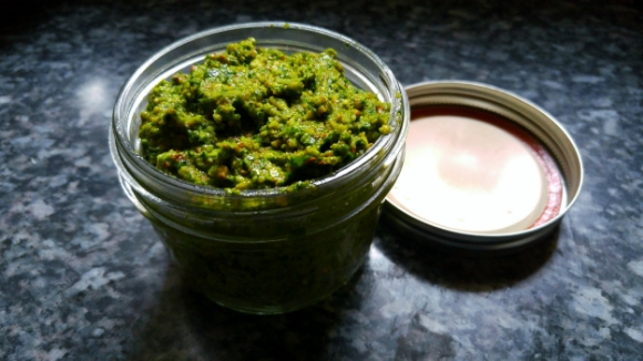 parsley pesto recipe 2