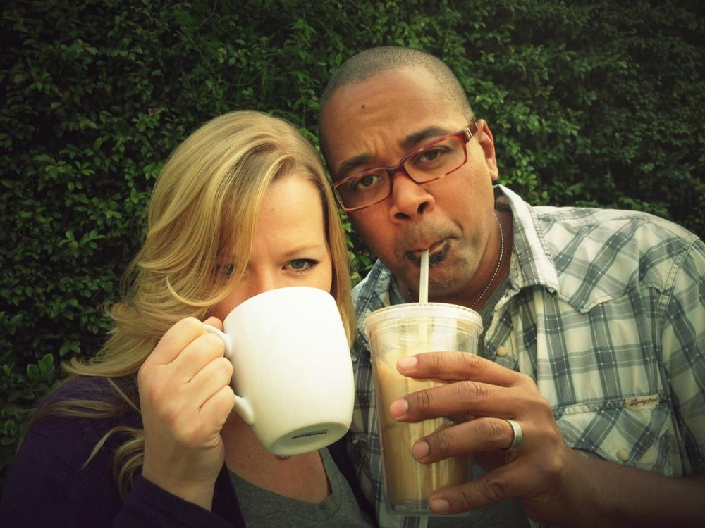 Rebecca and Trevor