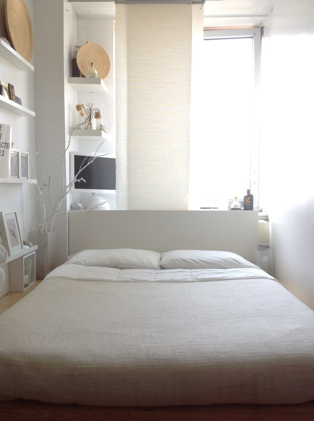 Steve I-Lin Chung - Muji Inspired Room - Apartment Therapy Big Reveal Contest