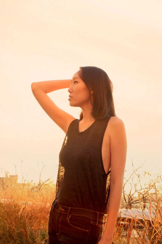 Model, Grace Yang