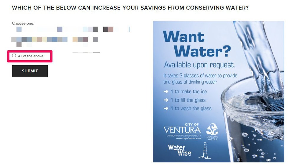 Upgrading restrooms with WaterSense certified equipment, performing water audits, training employees, and fixing leaks are all excellent ways to save money and use water more wisely.
