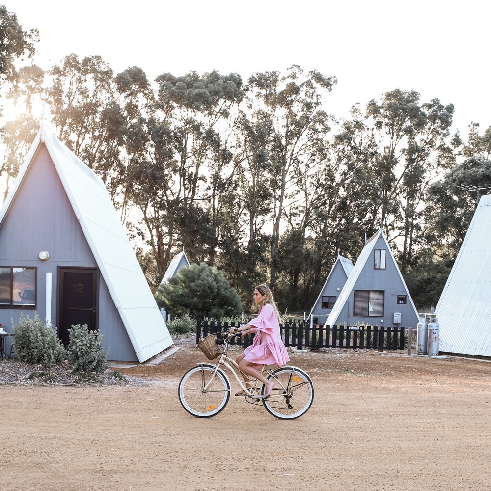 Bikes village.JPG