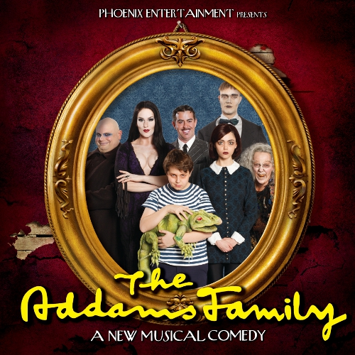The Addams Family - A Musical Comedy