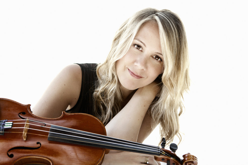 Victoria Paterson, Violinist Portrait 3